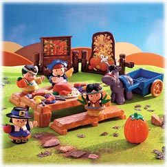Little People Thanksgiving