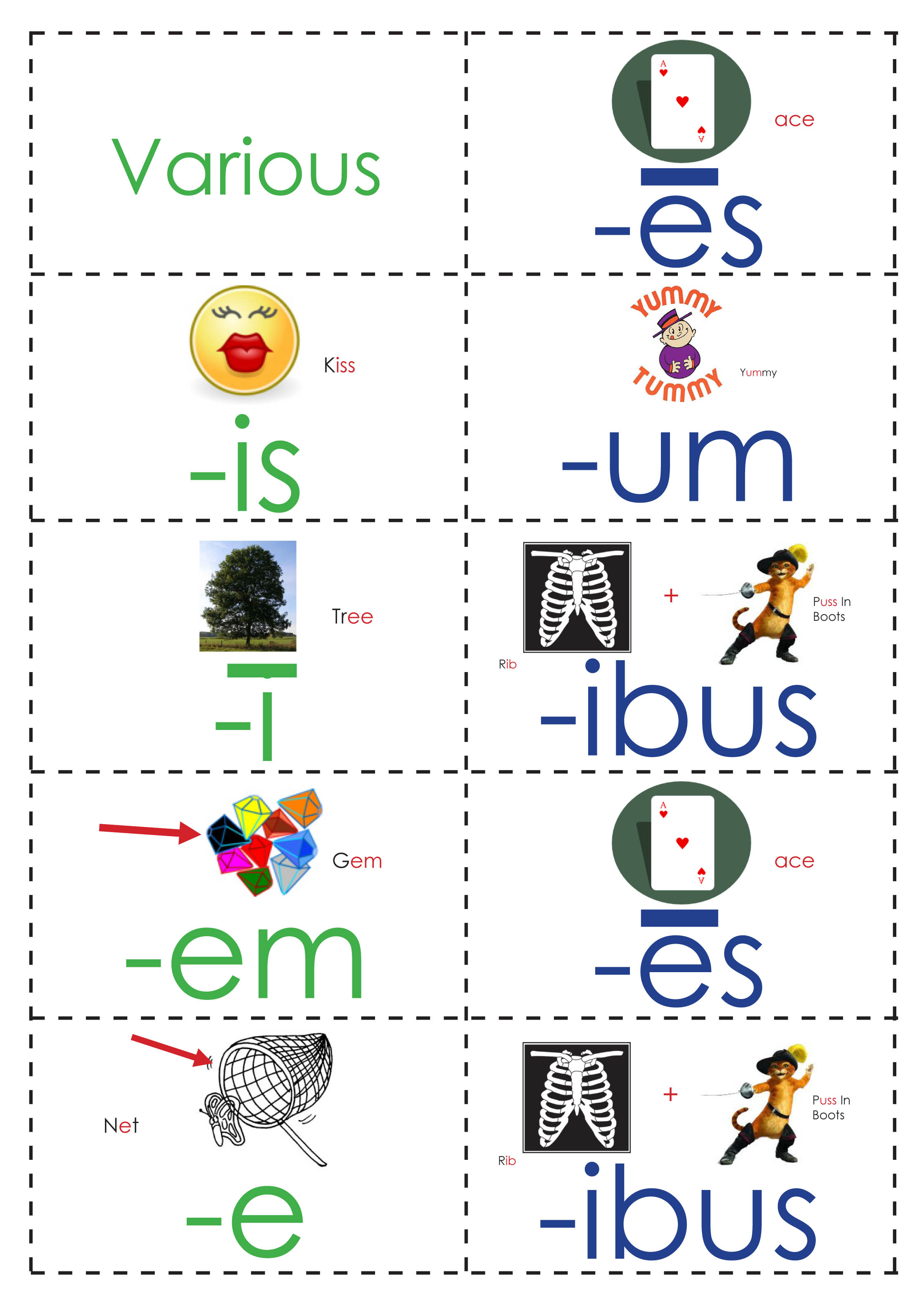Suzanne Shares | Week 19 printables (Latin & Science)