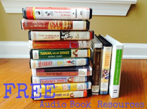 Free Audio Book Resources