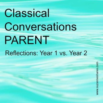 Classical Conversations Parent