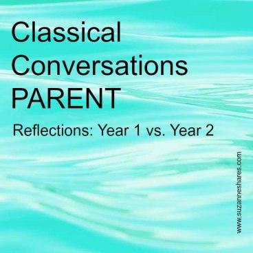 Classical Conversations Parent