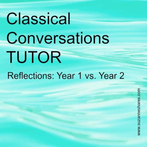 Classical Conversations Tutor