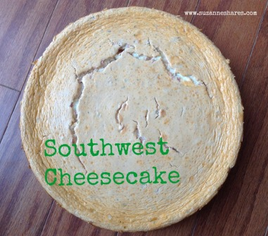 Southwest Cheesecake
