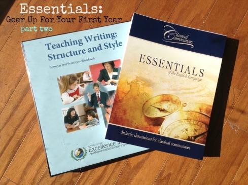Essentials.Part Two