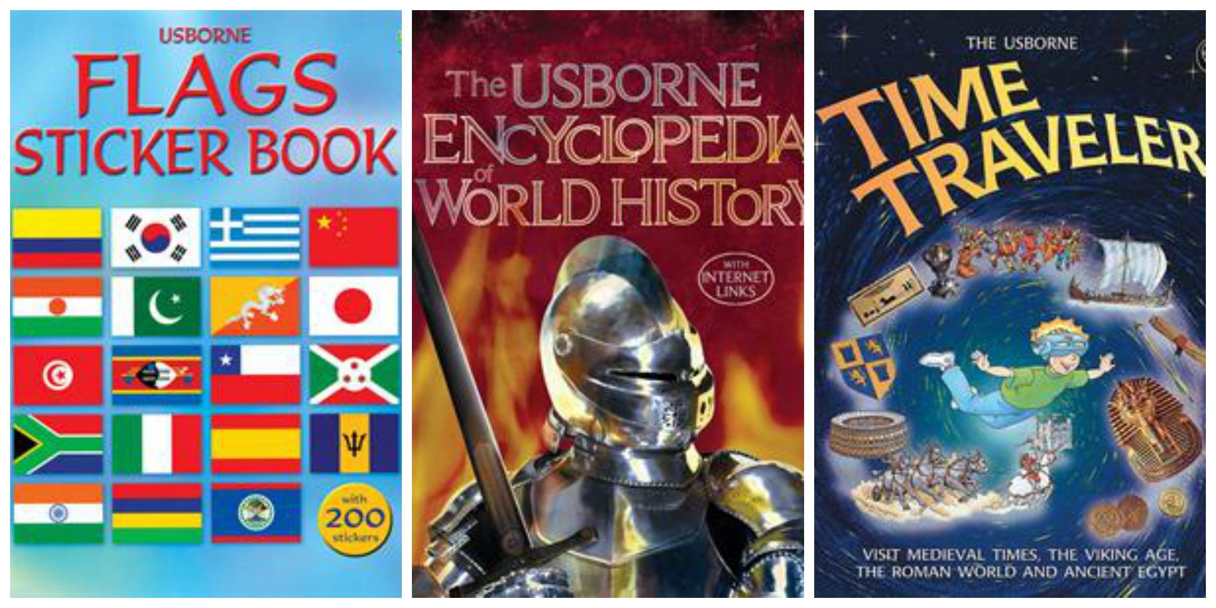 Flags, World History & Time Traveler