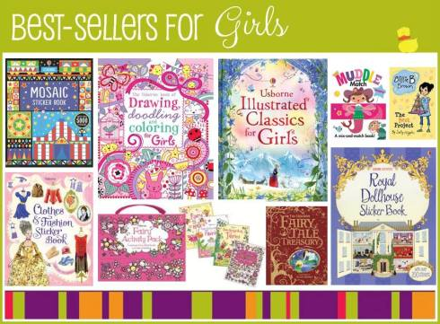 Usborne Favorites.Girls