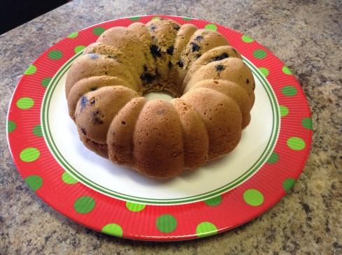 BlueberryPumpkinPoundcake
